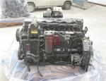 Genuine cummins diesel engine QSB6.7 155hp excavator engine motor marino cummins motor assy used for truck excavator