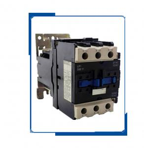 China Manufacture High Power Lp1 Electric three phase DC Operated Contactor on sale