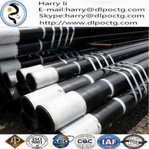 China seamless pipe API 5CT L80 9Cr VAM TOP/NEW VAM/Hydril CS 2 7 8 NU J55 oil tubing coupling casing pipe collar on sale
