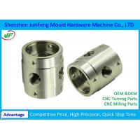 HS Code 7602000010 Precision CNC Parts Machining 100% Full Inspection Quality Control