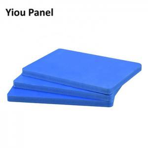 China Excellent Mechanical Performance Rigid PVC Board , PVC Foam Core Sheet Digital Printing on sale