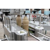 China 10000BPH Plastic Bottle Automatic Label Applicator , Label Application Equipment on sale