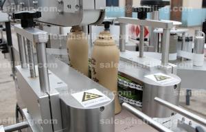 China applicateur automatique de label de la bouteille 10000BPH en plastique, équipement d'application de label on sale