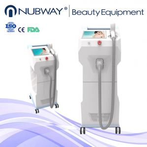 China efficient 808nm diode laser hair removal 808nm diode laser beauty machine on sale