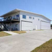 Car Showroom Steel Frame Prefabricated Houses Sandwich Panel Warehouse