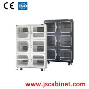 China 1436L Electrical Electronic auto Dry Cabinet with LED-Honeywell Display on sale