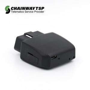China 3g wireless OBD,Multi-functional fleet management solution support OBD II, with reasonable price on sale