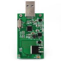 SA -167 Electronic Circuit Board Assembly Mini PCI-E mSATA to USB 3.0 External SSD PCBA Conveter Card