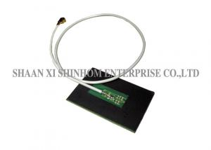 China High Gain Long Range RFID Antenna , UHF RFID Reader Antenna With UFL IPEX Connector on sale