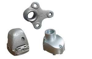 China Customized High purity 8407, P20 aluminum die casting components for industries on sale
