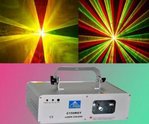 China Rgy Laser Light, Disco Light, Stage Lighting (C150RGY) on sale