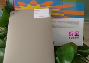China 0 Formaldehyde Vinyl Flooring Bathroom Composite Coils  Vertical Click Joint System on sale