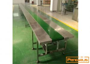China 480mm Width Food Grade Belt Conveyor on sale