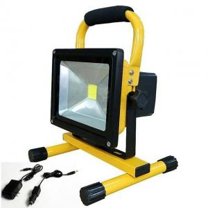 China Multi Function Rechargeable LED Floodlight  with Charger / battery floodlight on sale