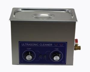 China 10L Mechanical Ultrasonic Cleaner with Heater For Laboratory Tools Cleaning on sale