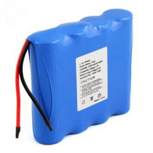 China Rapid Charge Li - Ion 18650 Battery Pack 4400mAh For Laptop , Anti - Over Discharge supplier