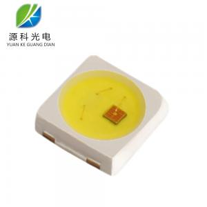China Bicolor 3030 SMD LED Yellow White Red White , High Power Led Chip White Data Sheet on sale