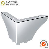 China 80mm high iron cheap furniture legs metal corner legs SL-106 on sale