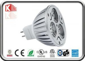 China MR16 Dimmable LED Spot Light , High Power 3 x 3W / 3 x 1W LED Spotlight on sale