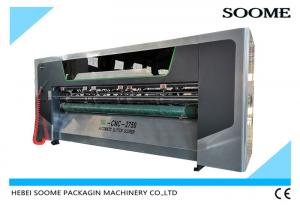 China Computerized Thin Blade Slitter Scorer Machinery With Paperboard Cutting on sale