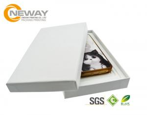 China Customizable Paper Small Packaging Boxes For Mobile Phone Case , OEM / ODM on sale