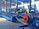 Speed Of Forming 6m / Min EPS Sandwich Panel Machine Synchronies With Panel Machine