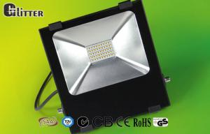 China 80 Watt IP66 outdoor Led Light flood For Billboard EMC3030 chip Isolated driver on sale