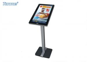 China 21.5 Inch Restaurant Bank Capactive LCD Touch Screen Kiosk Support Win 7 / Win 8 / Win10 on sale