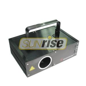 China Blue Animated Outdoor Laser Stage Lighting B445 / 500mW For Christmas Lighting on sale
