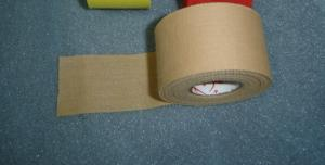 China Climber Finger Tape support finger protection tan color tape size 10mm x 13.7m on sale