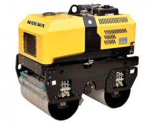 China remote control road roller on sale