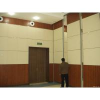 Folding Movable Sliding Partition Walls / Hanging Room Dividers Auditorium Ceiling Materials