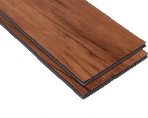 China Waterproof Rigid PVC Vinyl Flooring Wooden Design Sound Proof For Living Room on sale