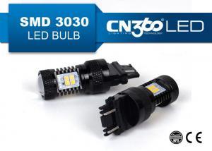 China SMD3030 360 Degree 14LEDS 3157 LED Car Brake Light One Year Warranty on sale