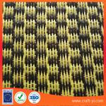 PP Woven fabric straw fabric for hats pat shoes bask woven cloth
