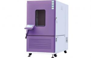 China Stainless Steel Vertical Constant Climate Chamber With Touch Screen Controller on sale