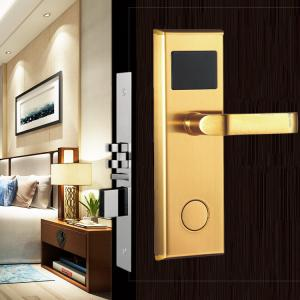 China EP-A101 Security Electronic Card Reader Door Lock with Free System on sale