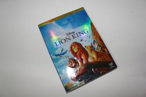 China wholesale The Lion King disney dvd movies with slip cover case,accept paypal on sale