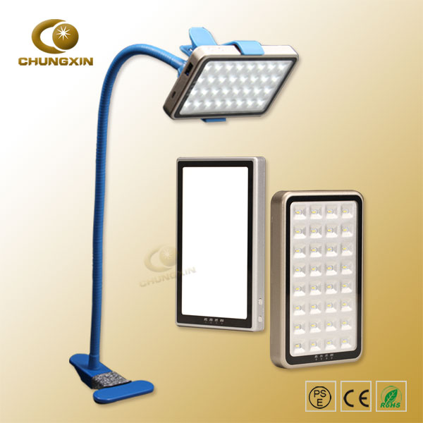 Portable Light Panels : Portable panel lights indoor outdoor camping rechargeable