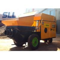 Stable Performance Concrete Mixer Pump For Small Project Pouring Grouting