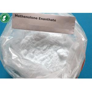 Polvo crudo de Methenolone Enanthate del polvo de los esteroides de la pureza del 99% para el músculo que construye 303-42-4