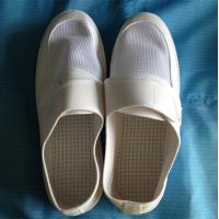 White Mesh ESD PCV/PU Shoes for working / Anti-static shoes