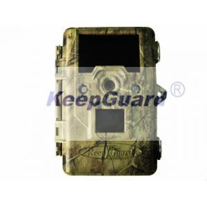 China Waterproof 1080P HD 3G Trail Camera / Infrared Digital Scouting Camera on sale