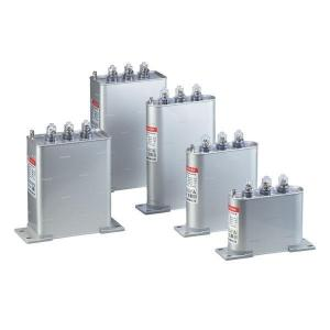 China Box Type BSMJ Low Voltage Power Capacitor No Oil Leakage on sale