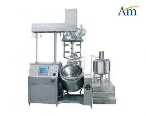 China Jet Type Vacuum Emulsifying Machine With Large Vane Mixer SUS304 / SUS316L Material on sale