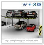 Car Stacker Parking Garage Equipment Double Deck Car Parking