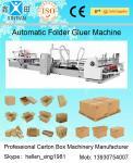 China Machines d'emballageautomatiques 14.5KW 380V 50HZ, de carton de Gluer de dossier phase 3 wholesale