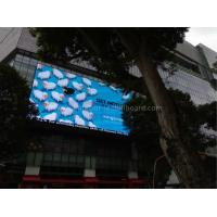 HD Commercial Advertising Outdoor LED Billboard Programmable LED Display Signs 960x960mm