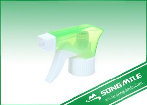 China 28/400,28/410,28/415 Green Chemical Resistant Trigger Sprayer for Car Cleaner on sale