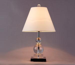 China 2012 Modern Table lamp RM8003-1TL for indoor decoration on sale